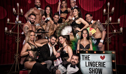 The Lingerie Show - 2nd drink offer equal to the first.