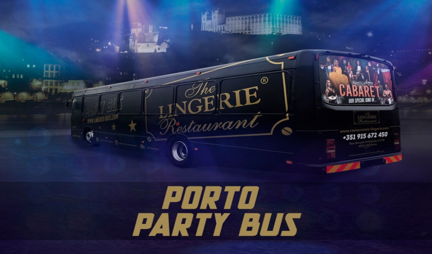 Lingerie Party Bus
