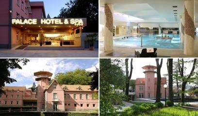 7 Noites - Palace Hotel & Spa - Termas de Sao Vicente