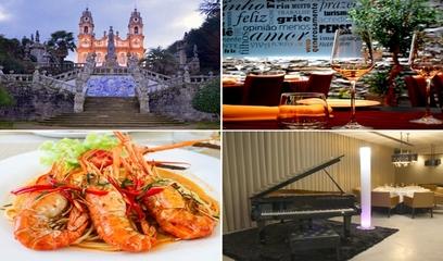 Elegância à Mesa! Jantar para 2  | Restaurante Vindouro - Lamego