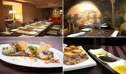 Experiência de Degustação Sublime | Restaurante Vindouro | 2  Pessoas