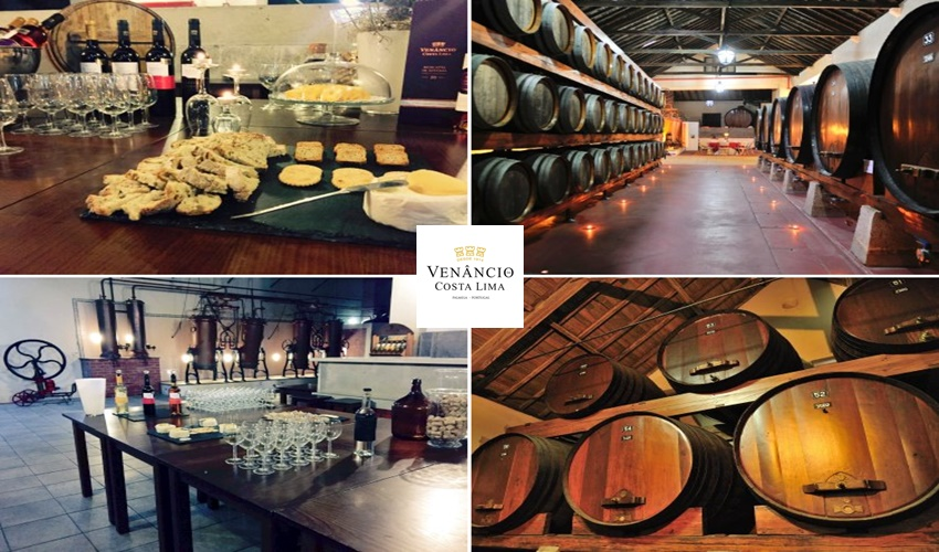 Winery Venâncio da Costa Lima | Visit and Wine Tasting - 2 People | Palmela