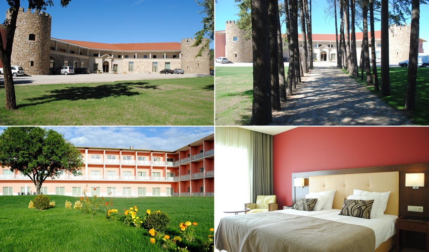 7 Nights - Palace Hotel & Spa Termas de S. Tiago
