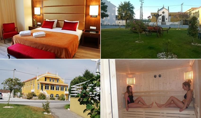 7 Nights - Palace Hotel Asturias & Spa