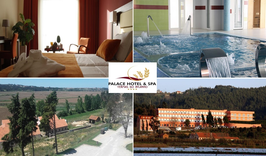 7 Nights - Palace Hotel & SPA Spa of Bicanho
