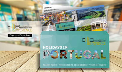 Pack 500 Vouchers | Exclusive Holidays